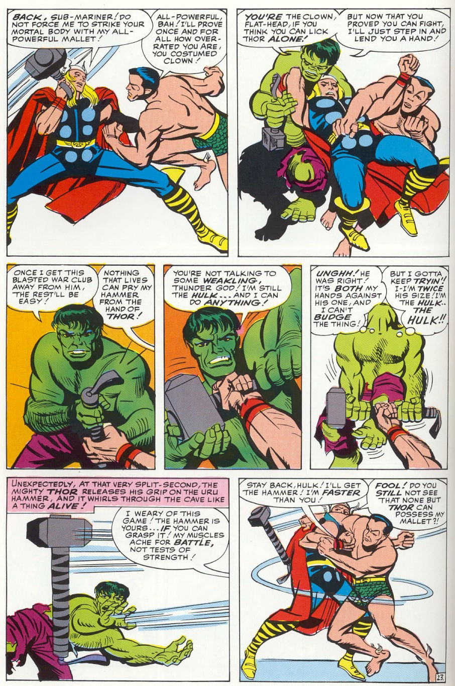 The Avengers (1963) 3 Page 23