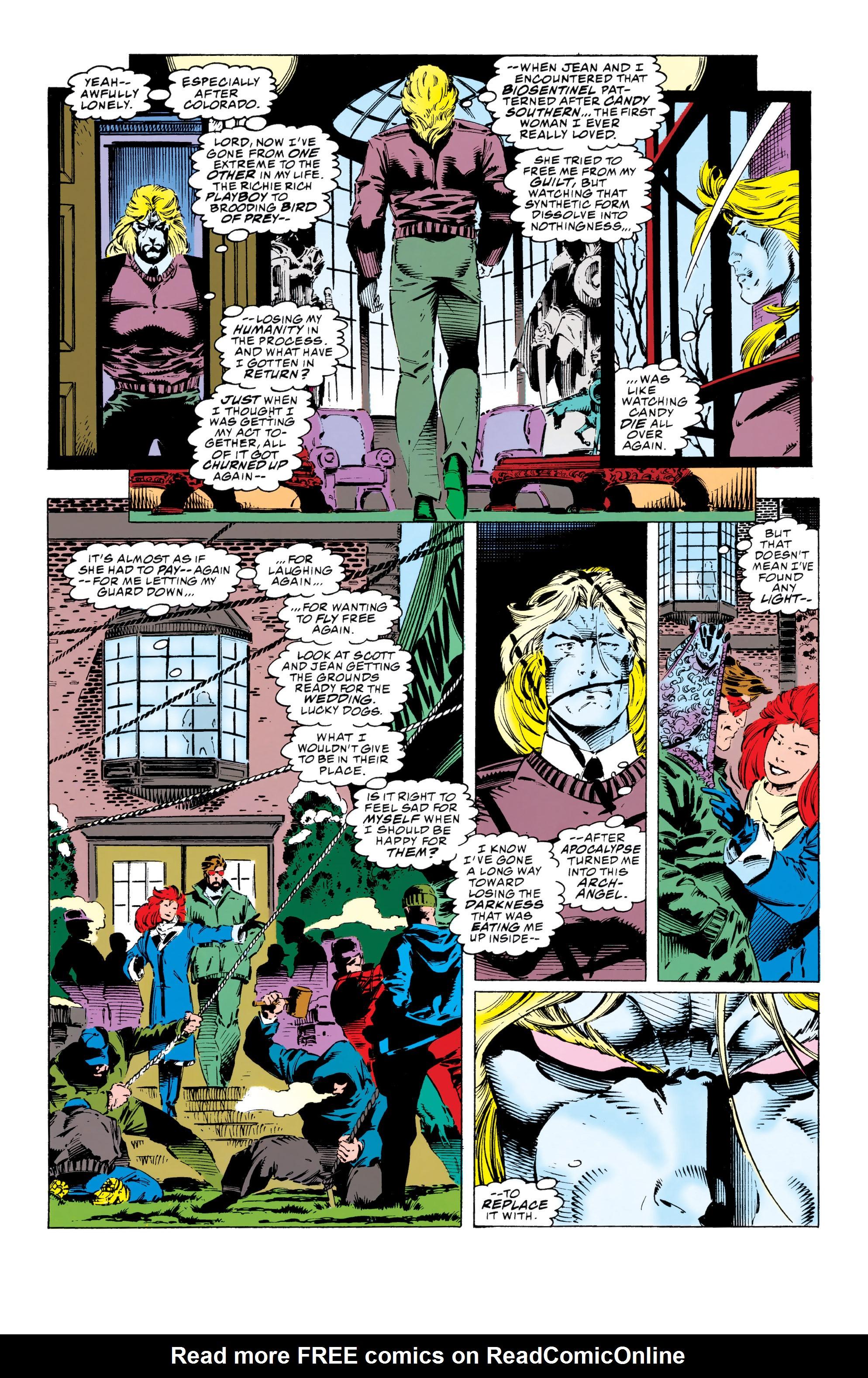 X-Men (1991) 29 Page 5