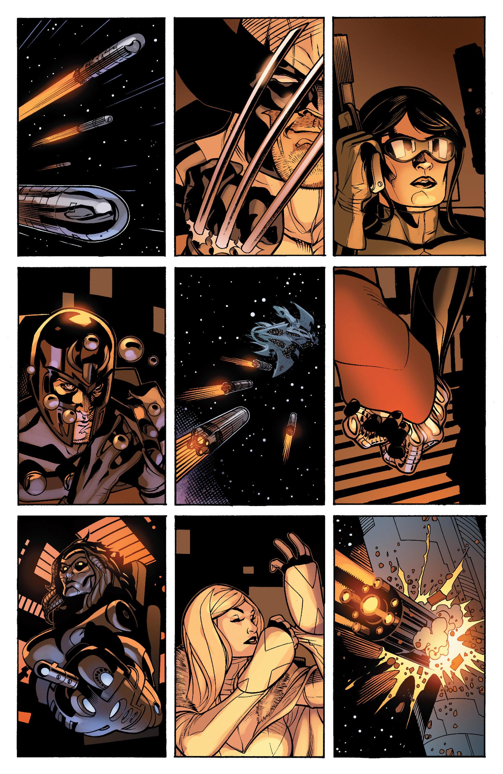 Read online Uncanny X-Men (1963) comic -  Issue #535 - 22