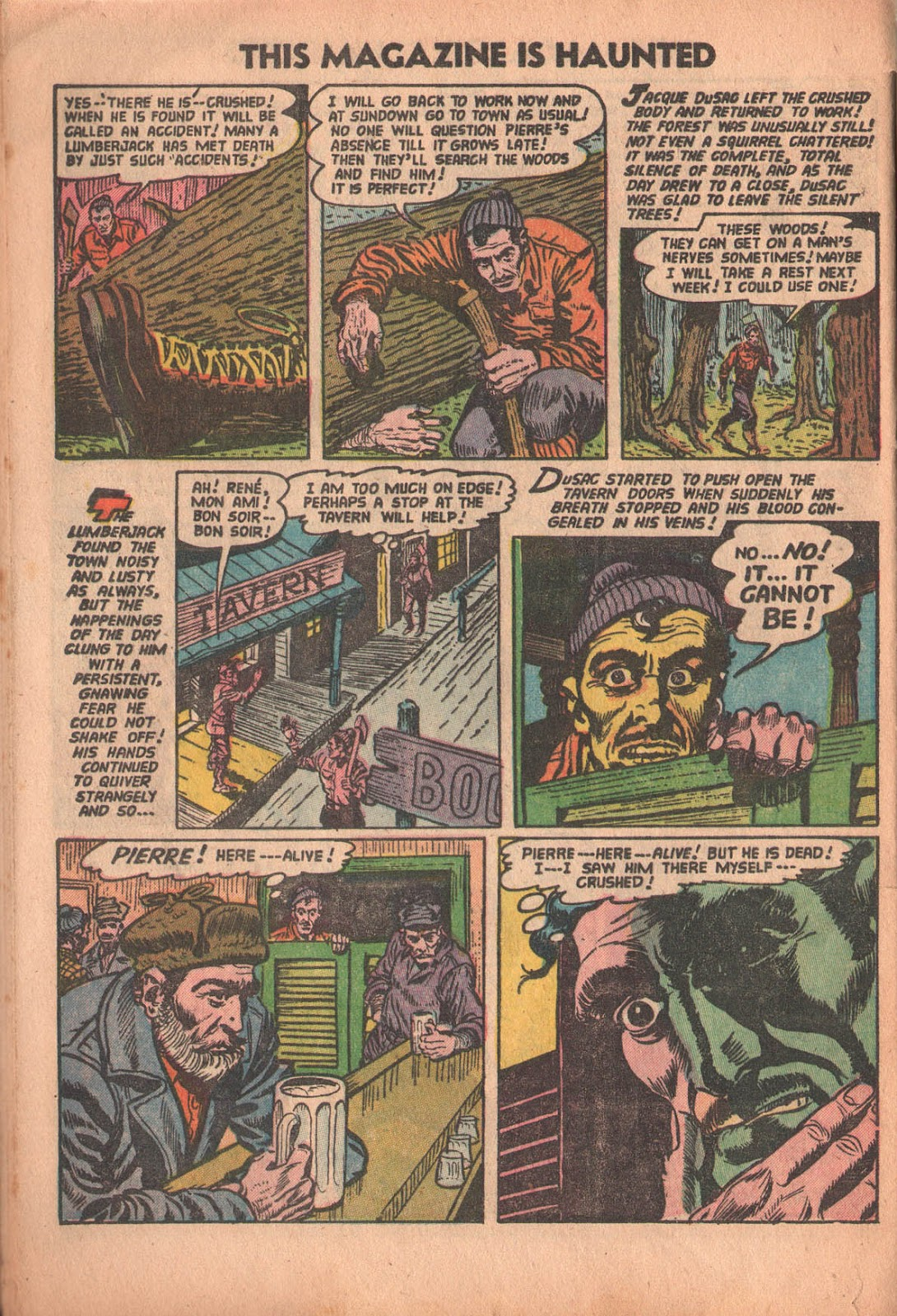 Read online This Magazine Is Haunted comic -  Issue #15 - 32
