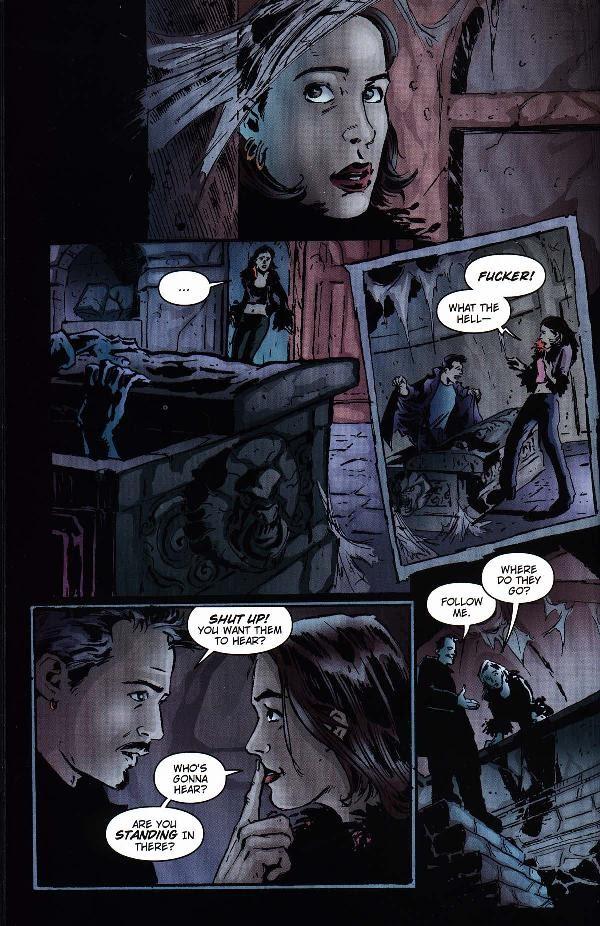 Read online Vampire the Masquerade comic -  Issue # Nosferatu - 24