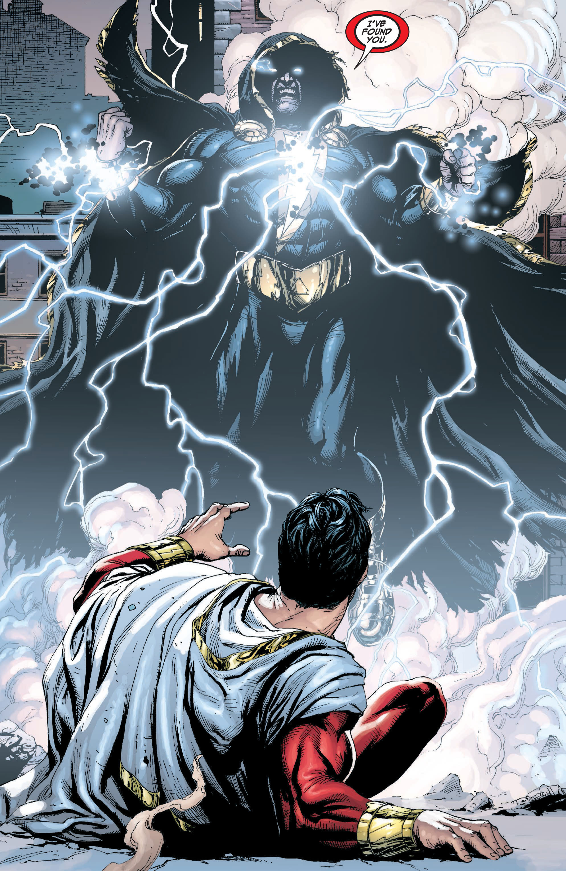 Read online Shazam! (2013) comic -  Issue #1 - 113