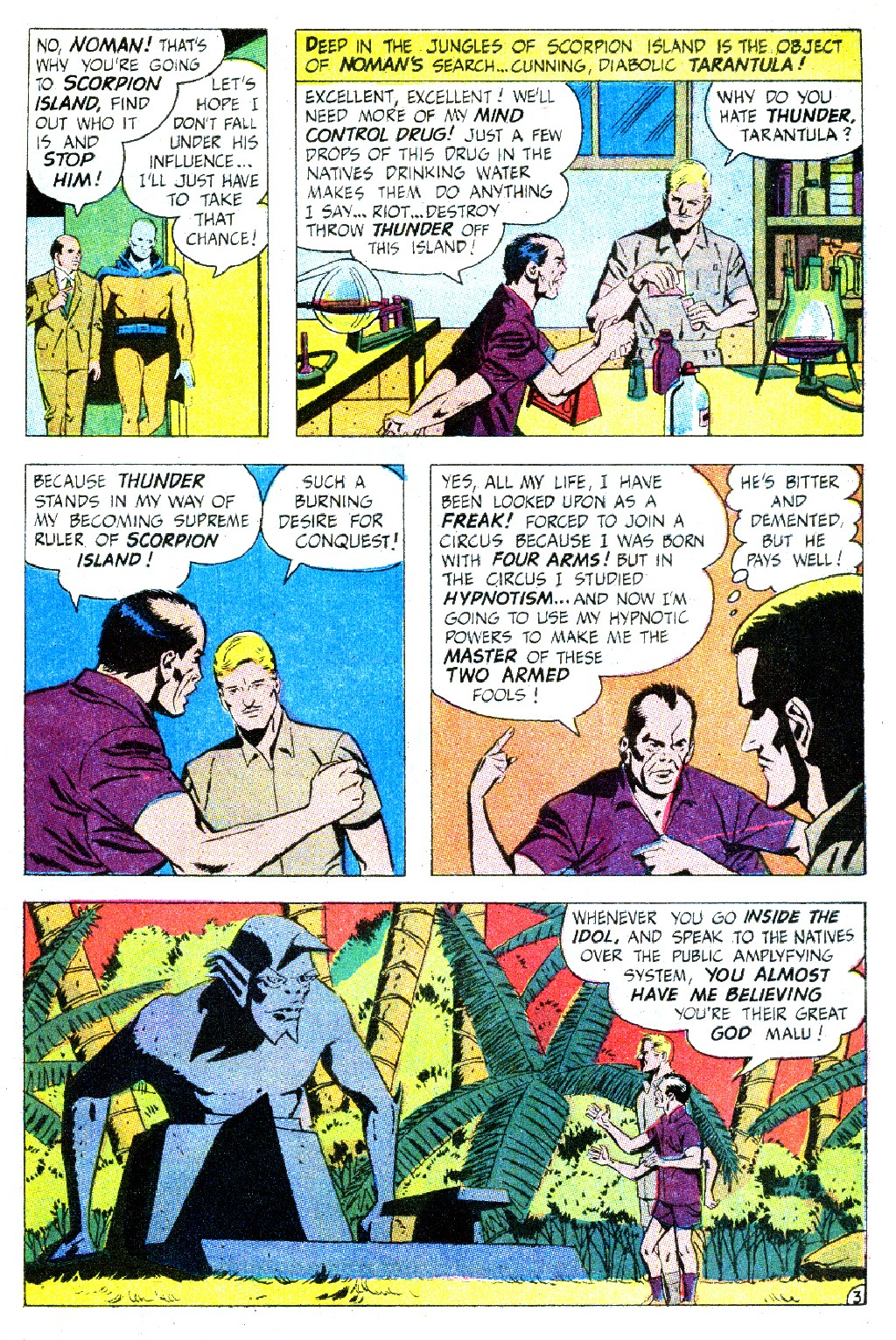 T.H.U.N.D.E.R. Agents (1965) issue 9 - Page 29