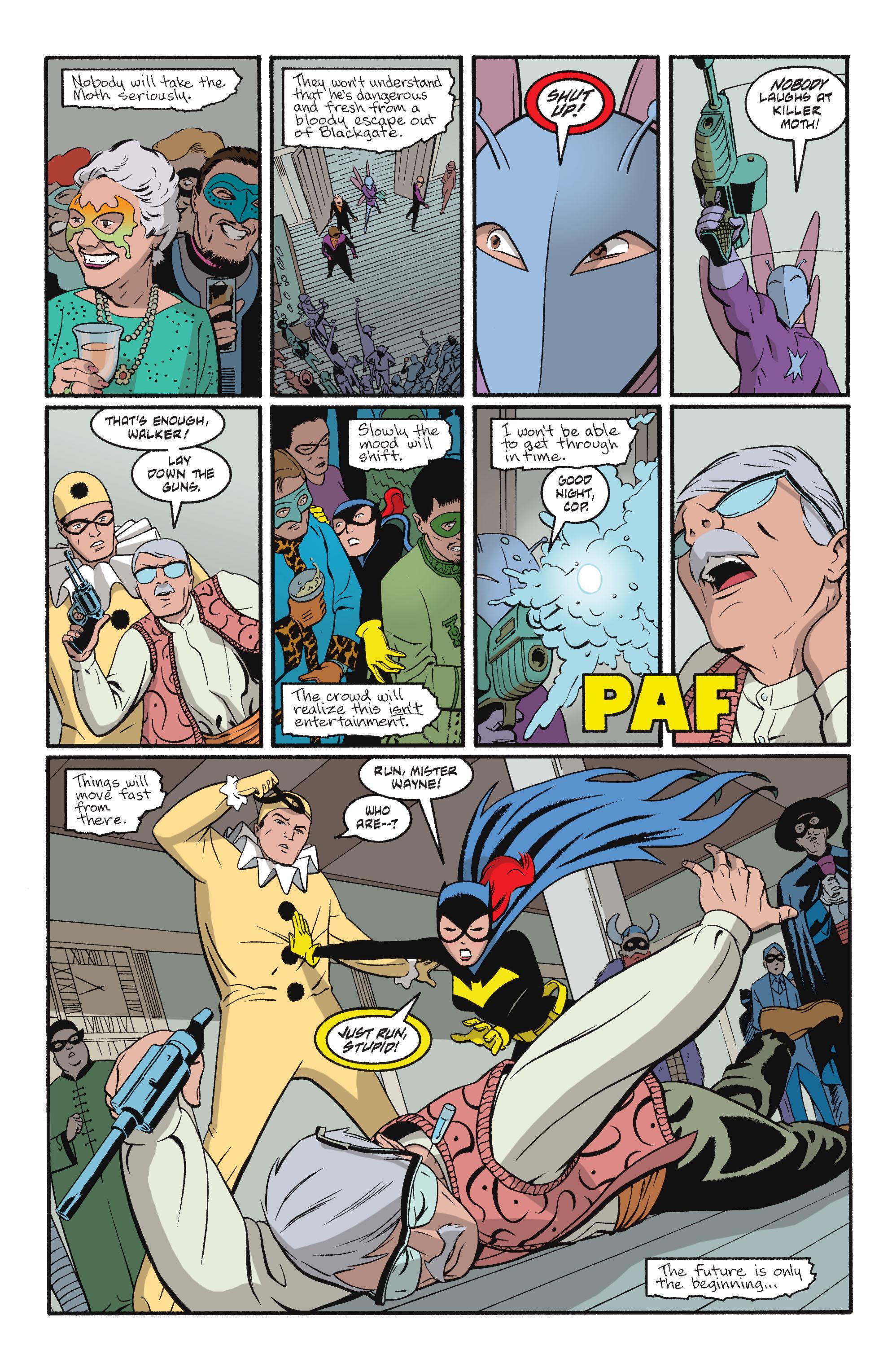 Read online Batgirl/Robin: Year One comic -  Issue # TPB 2 - 29