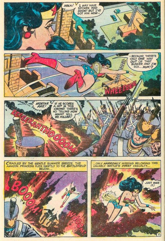 Read online Wonder Woman (1942) comic -  Issue #258 - 7