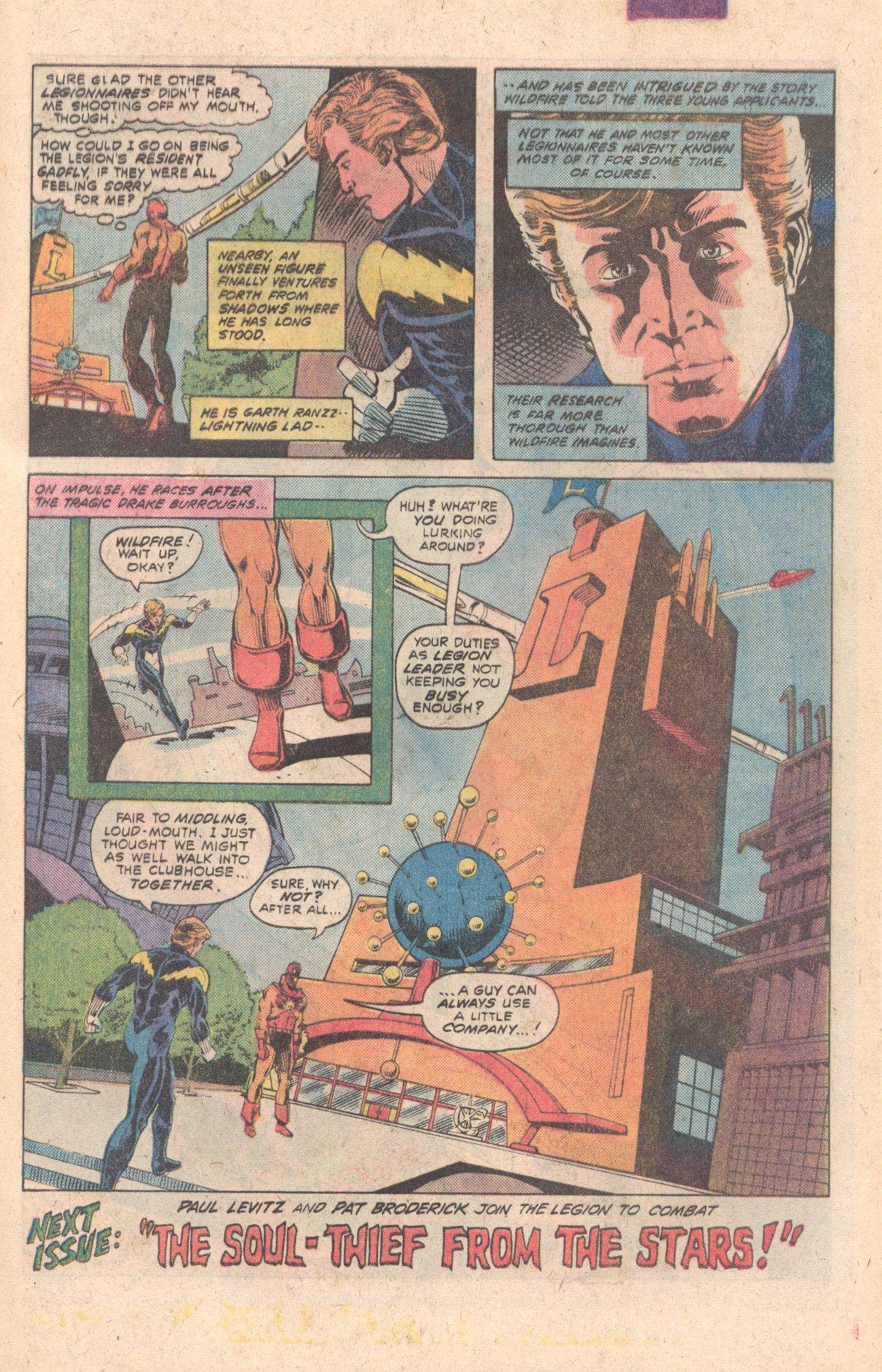 Legion of Super-Heroes (1980) 283 Page 28