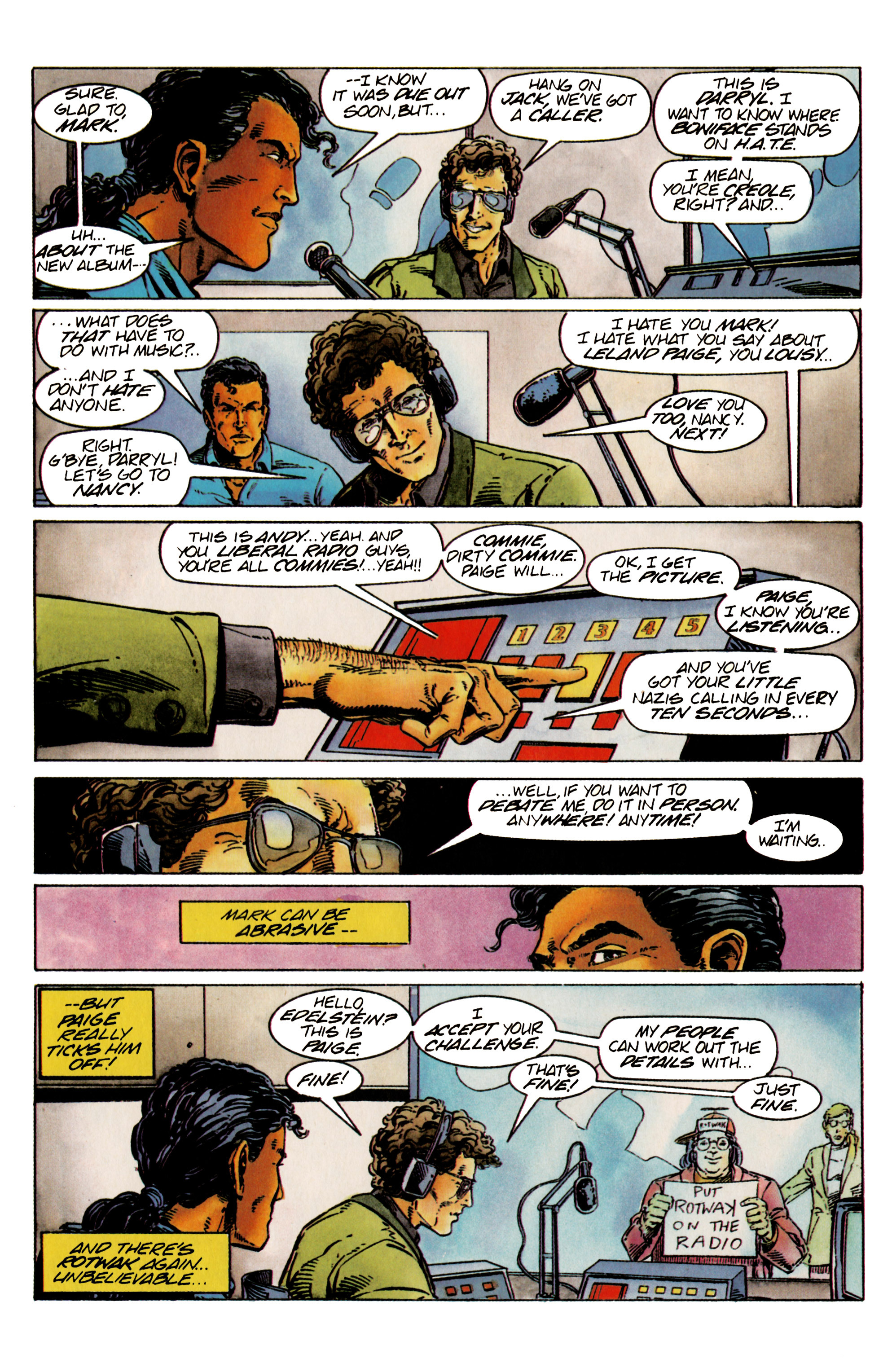 Read online Shadowman (1992) comic -  Issue #24 - 9