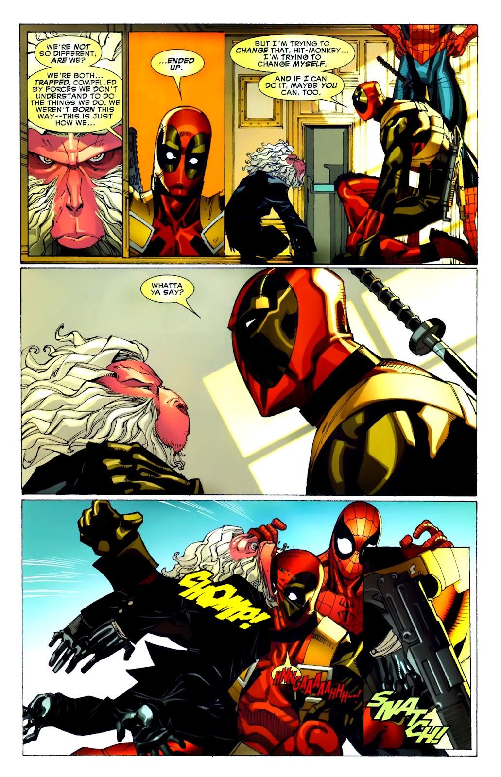 Read online Deadpool (2008) comic -  Issue #21 - 20