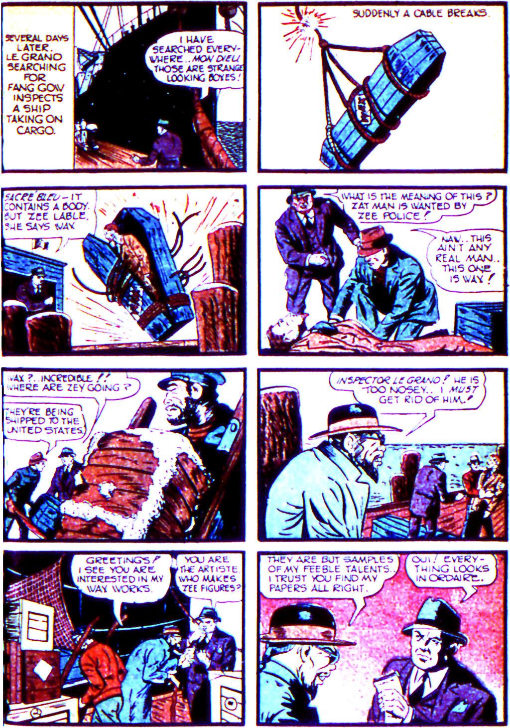Read online Adventure Comics (1938) comic -  Issue #44 - 15