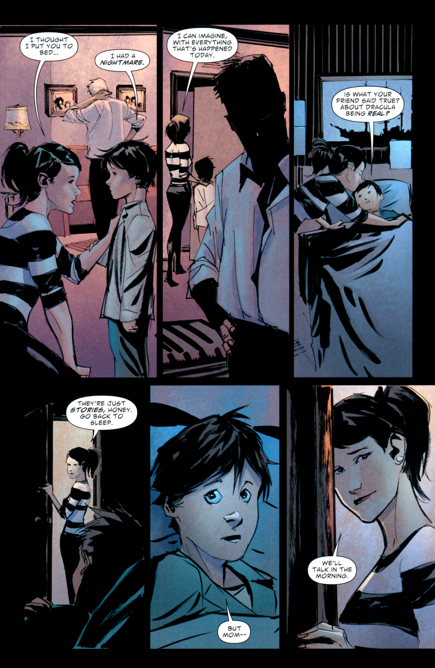 Read online American Vampire: Lord of Nightmares comic -  Issue #2 - 12