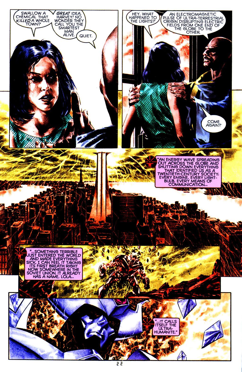 Read online Tangent Comics/ The Superman comic -  Issue # Full - 23