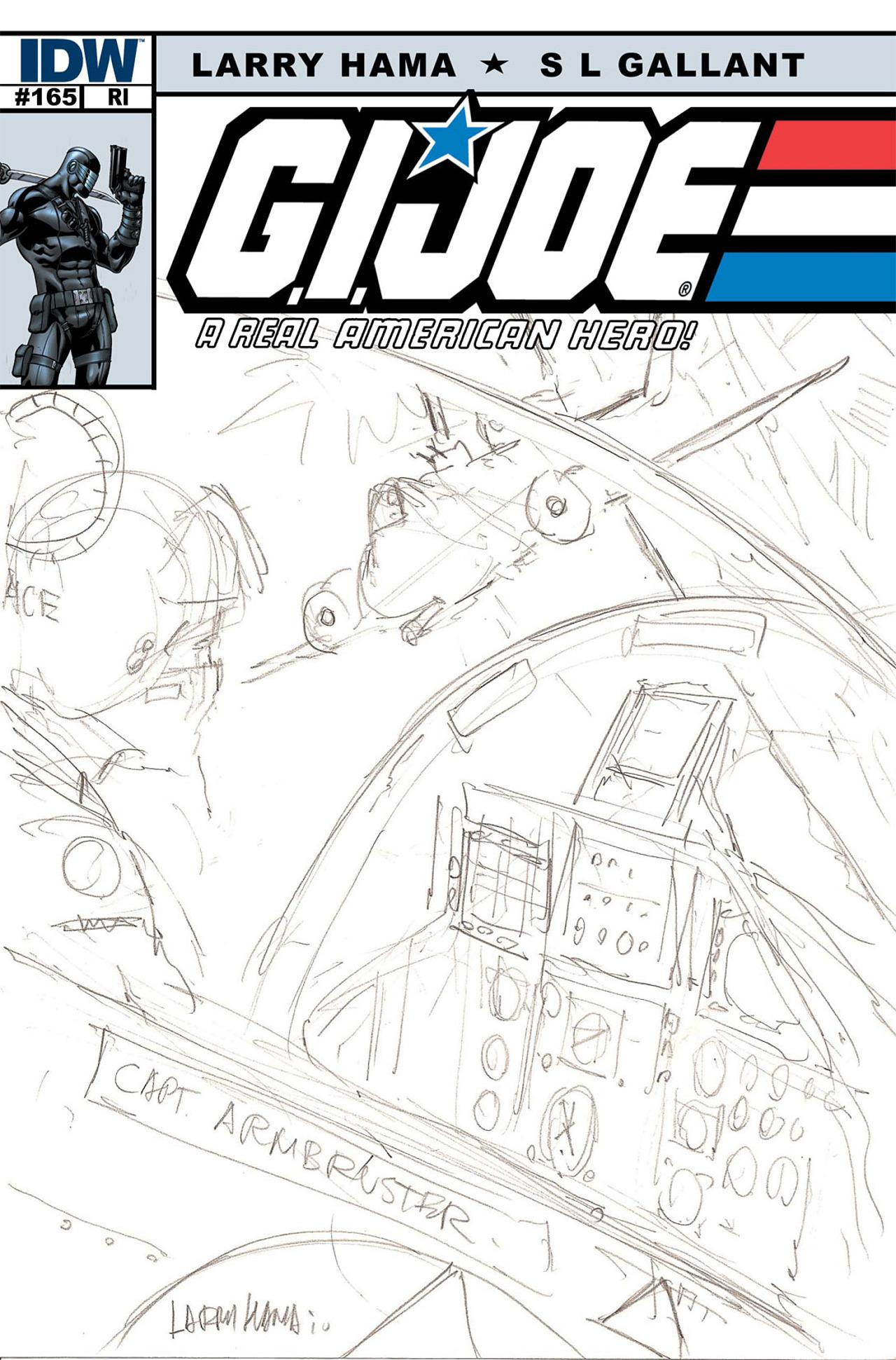 G.I. Joe: A Real American Hero 165 Page 2