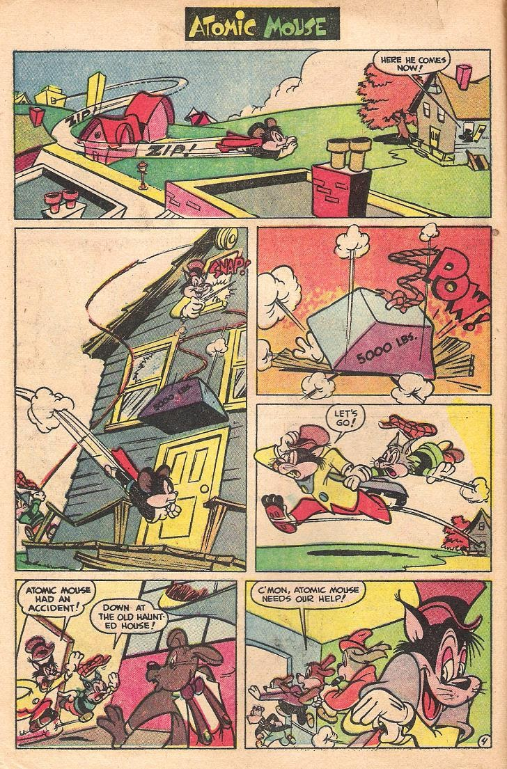 Atomic Mouse issue 3 - Page 6