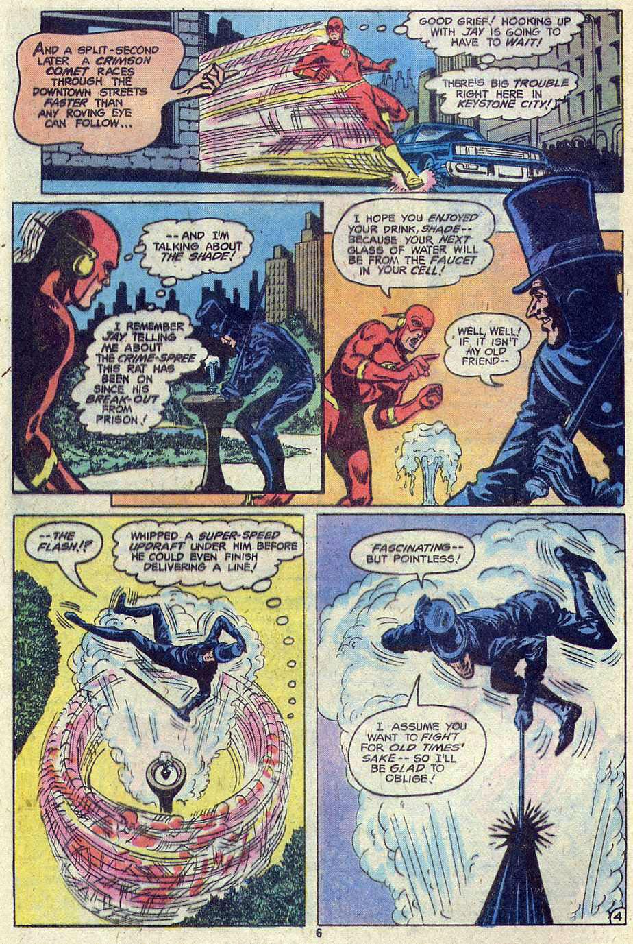 Read online Adventure Comics (1938) comic -  Issue #460 - 6