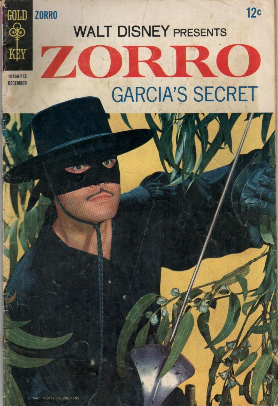 Zorro (1966) issue 8 - Page 1