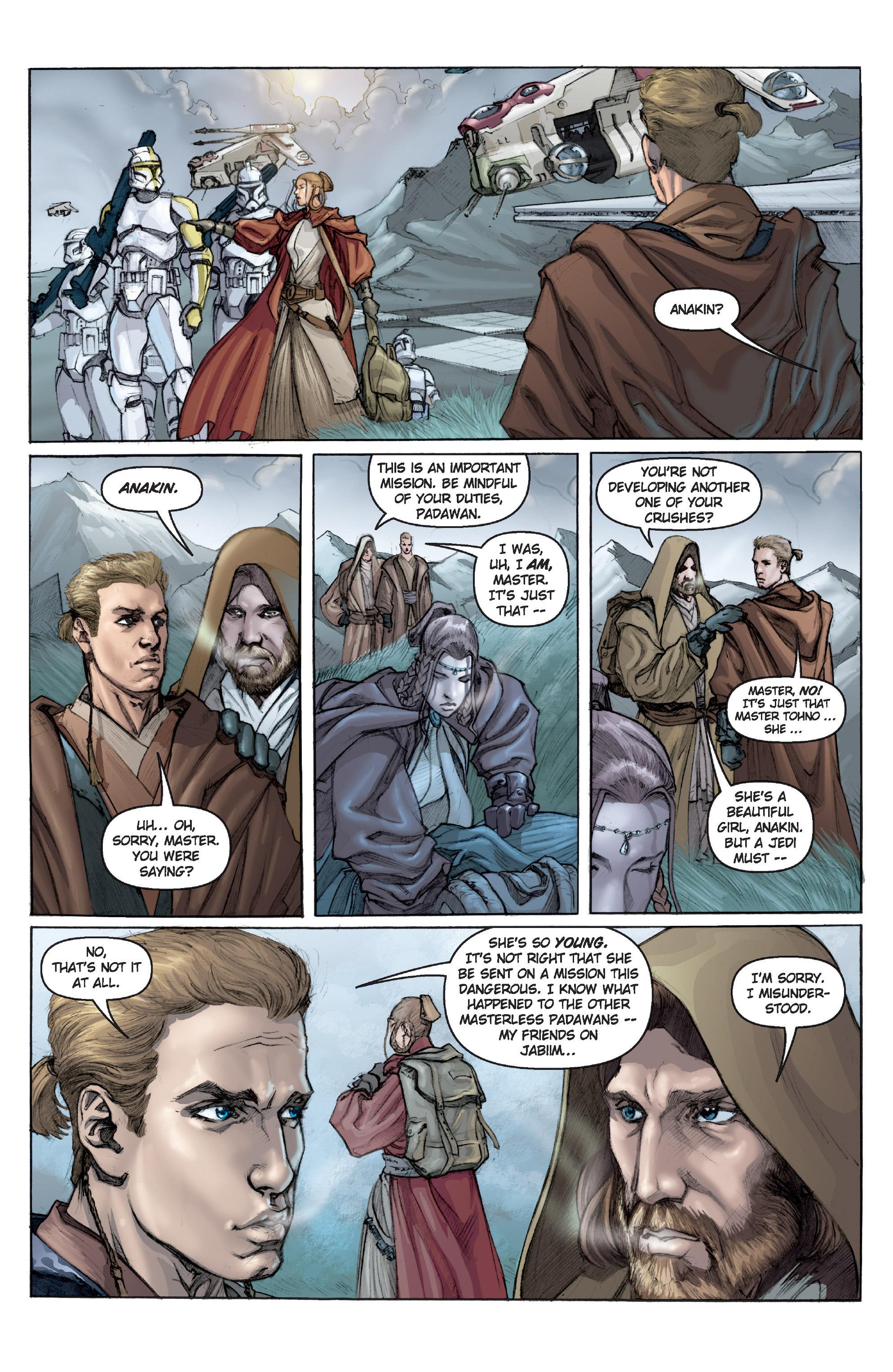 Read online Star Wars Omnibus comic -  Issue # Vol. 24 - 231