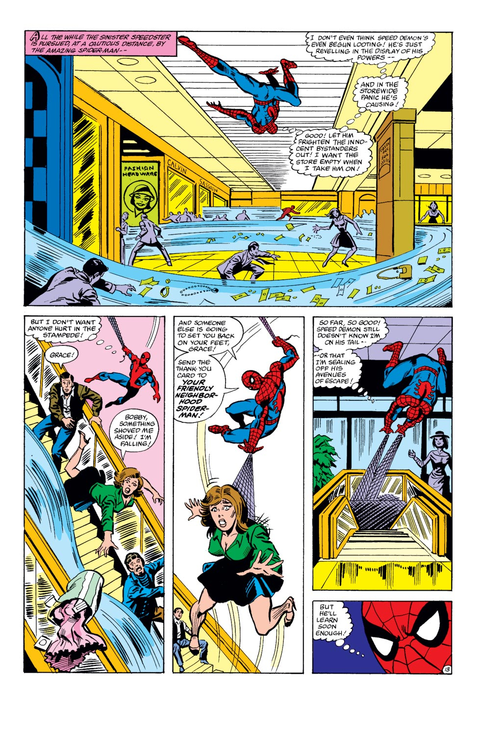 The Amazing Spider-Man (1963) 222 Page 13