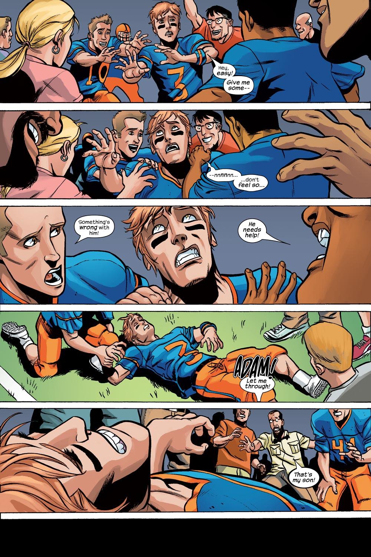 Read online Machine Teen comic -  Issue #1 - 10