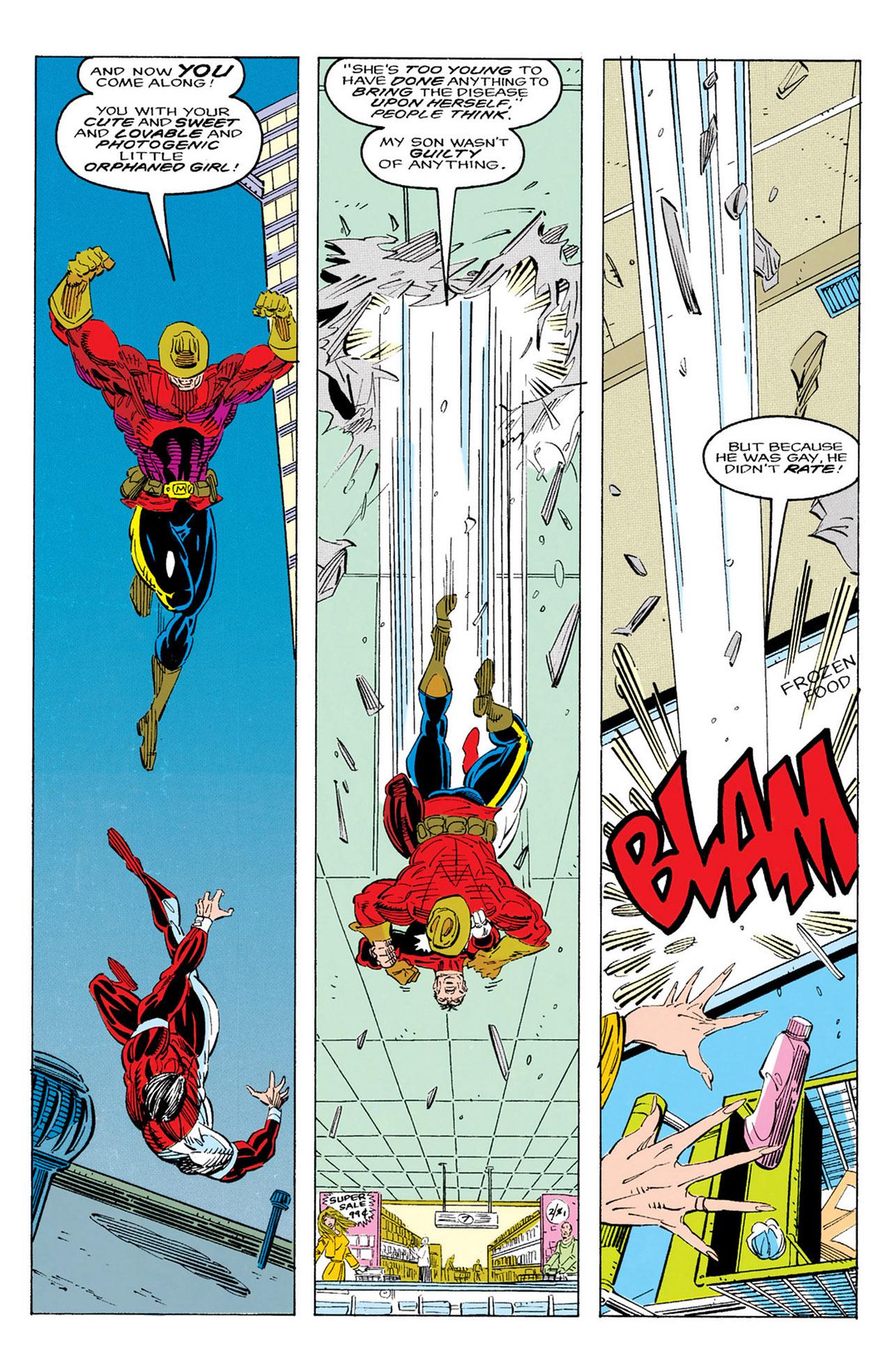 Read online Astonishing X-Men (2004) comic -  Issue # _Annual 1 - 29
