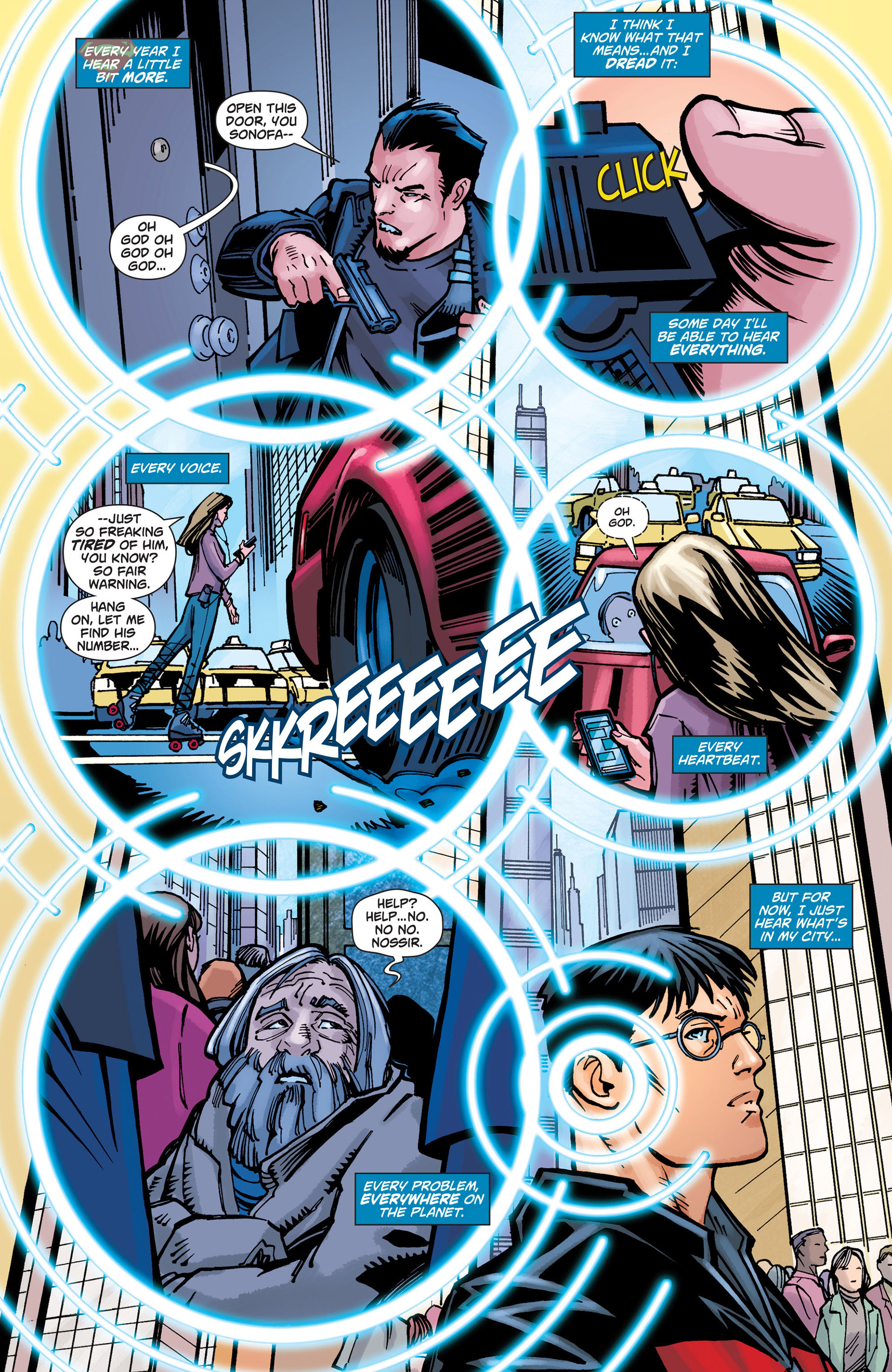 Read online Action Comics (2011) comic -  Issue #25 - 24