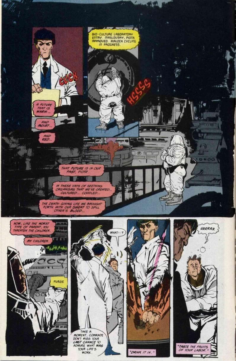 Read online Doctor Zero comic -  Issue #4 - 8