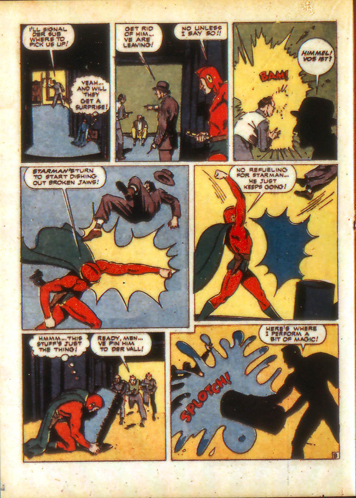 Read online Adventure Comics (1938) comic -  Issue #88 - 36
