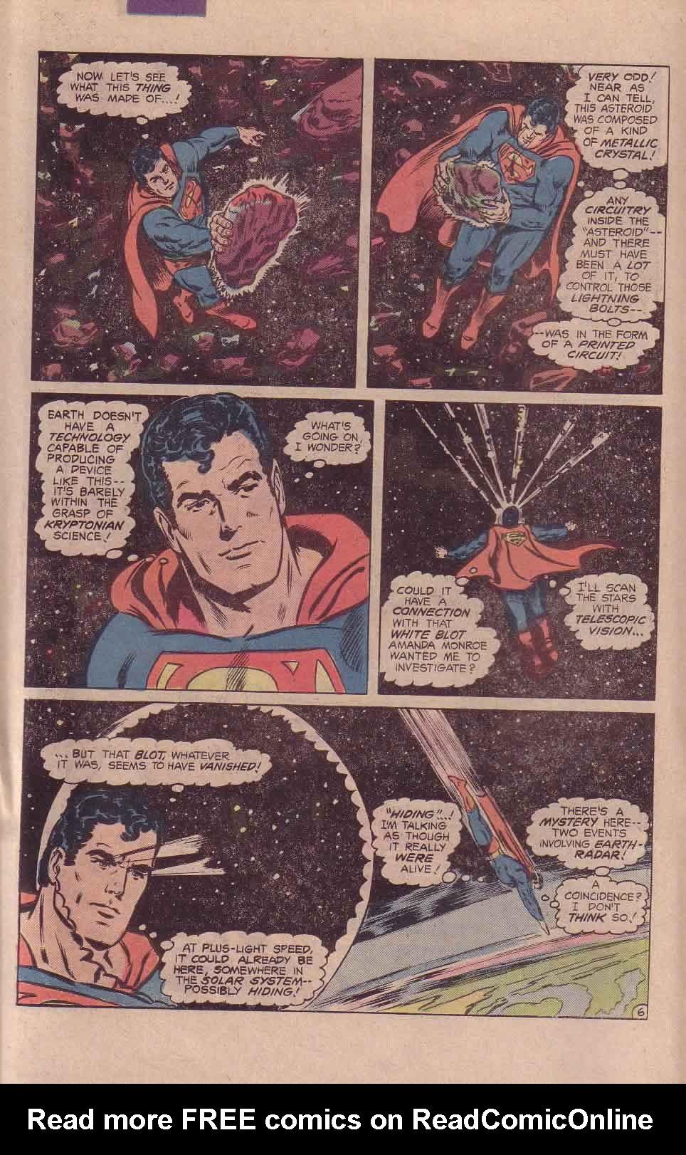 Read online Action Comics (1938) comic -  Issue #519 - 7