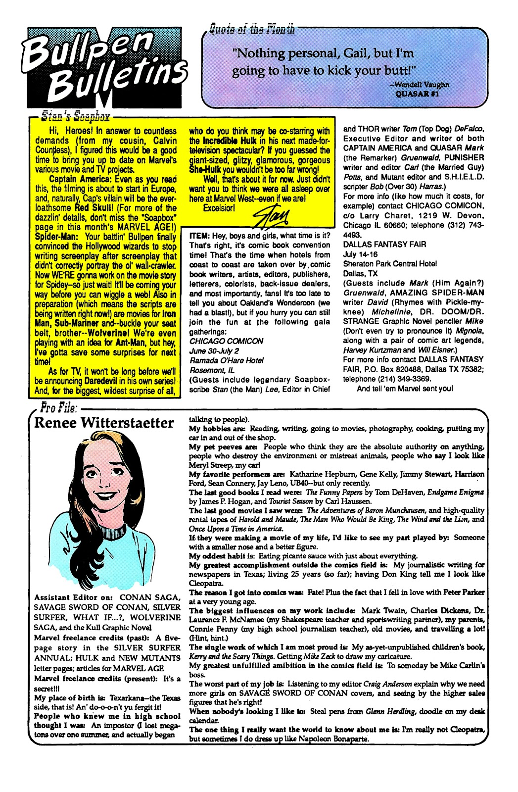 Uncanny X-Men (1963) issue 249 - Page 21