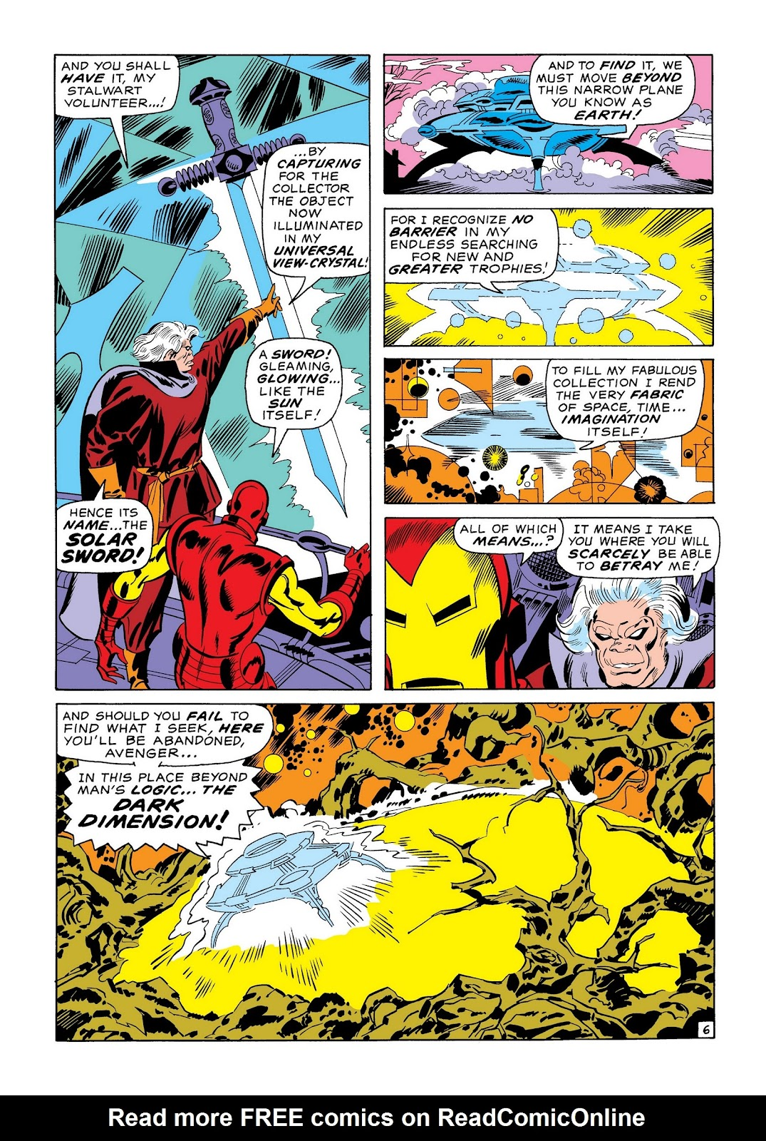 Read online Marvel Masterworks: The Invincible Iron Man comic -  Issue # TPB 7 (Part 1) - 15