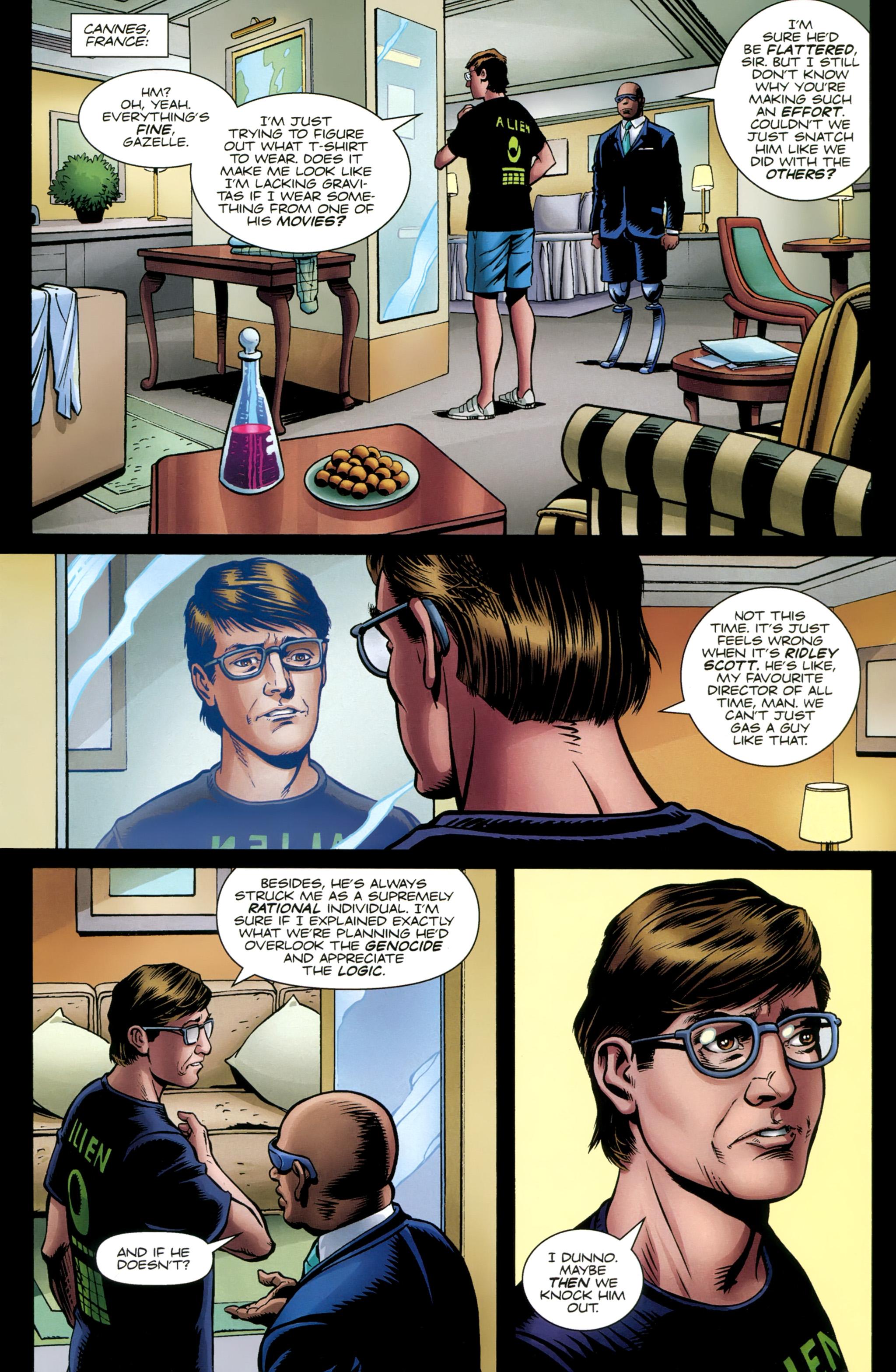 Read online Secret Service comic -  Issue #5 - 14