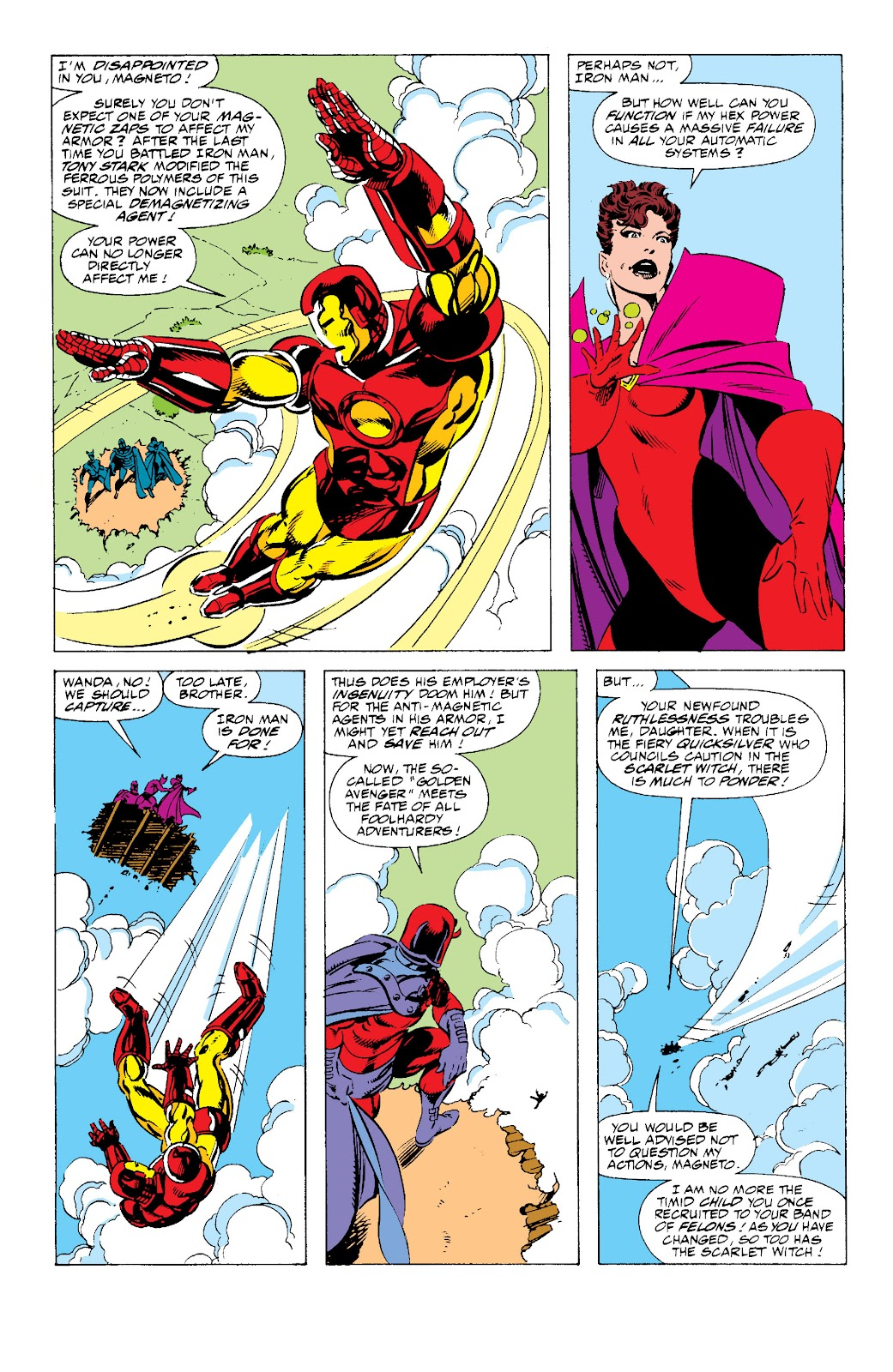 Avengers West Coast (1989) issue 57 - Page 10