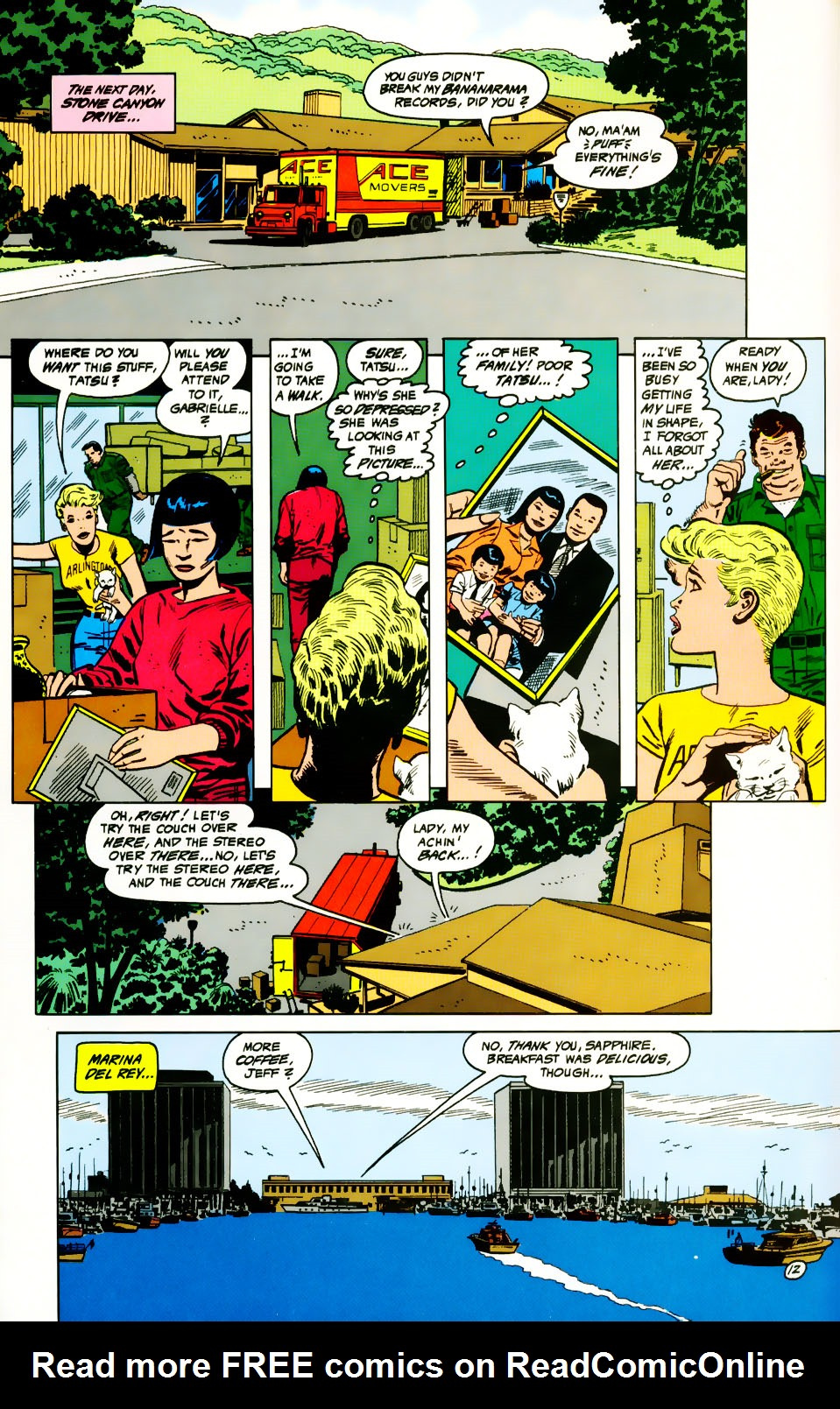 Read online Adventures of the Outsiders comic -  Issue #39 - 13