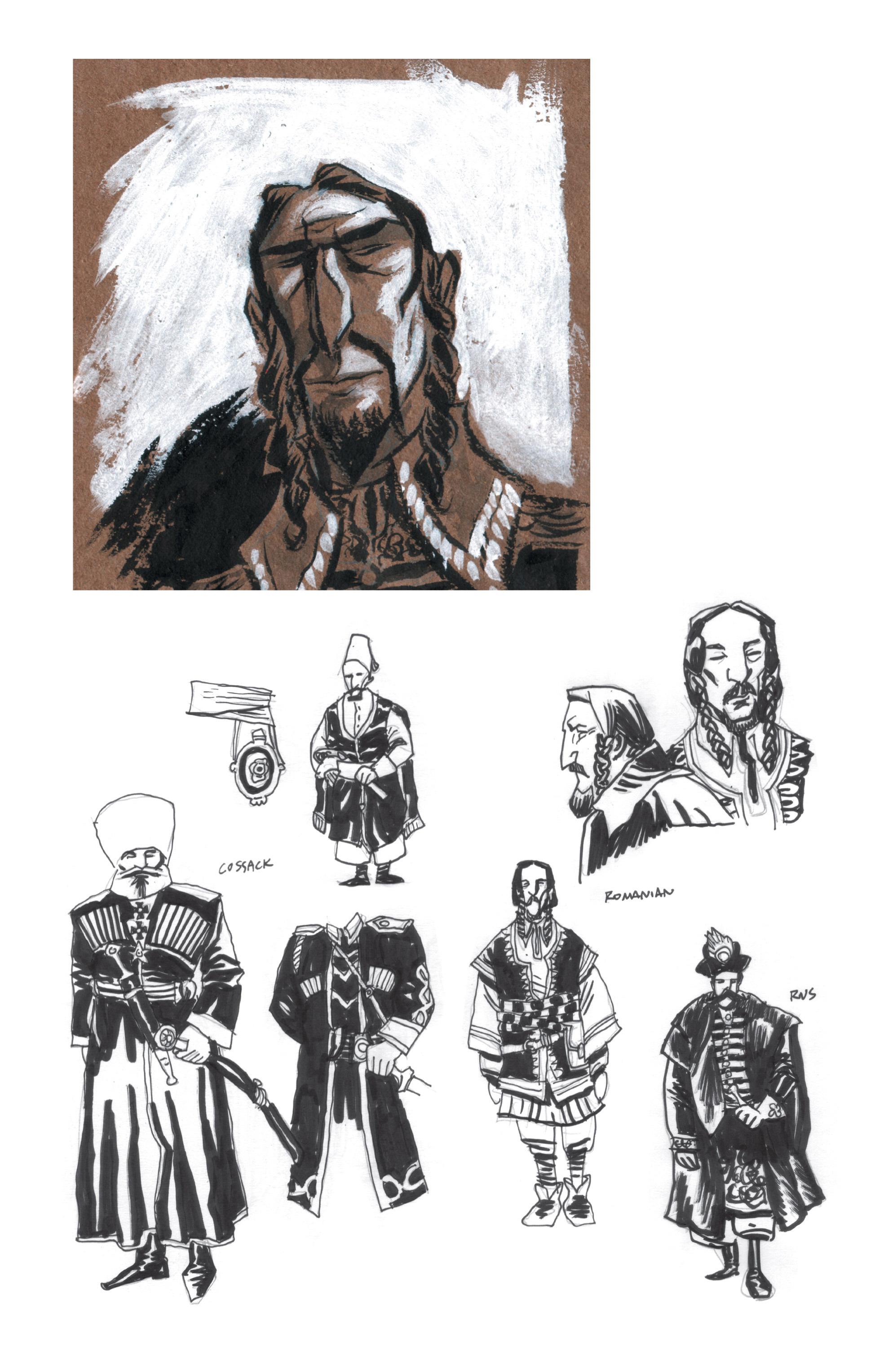 Read online B.P.R.D. (2003) comic -  Issue # TPB 13 - 153