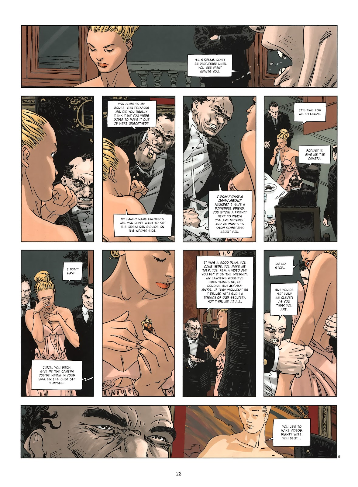 Read online Cutting Edge (2013) comic -  Issue #2 - 27