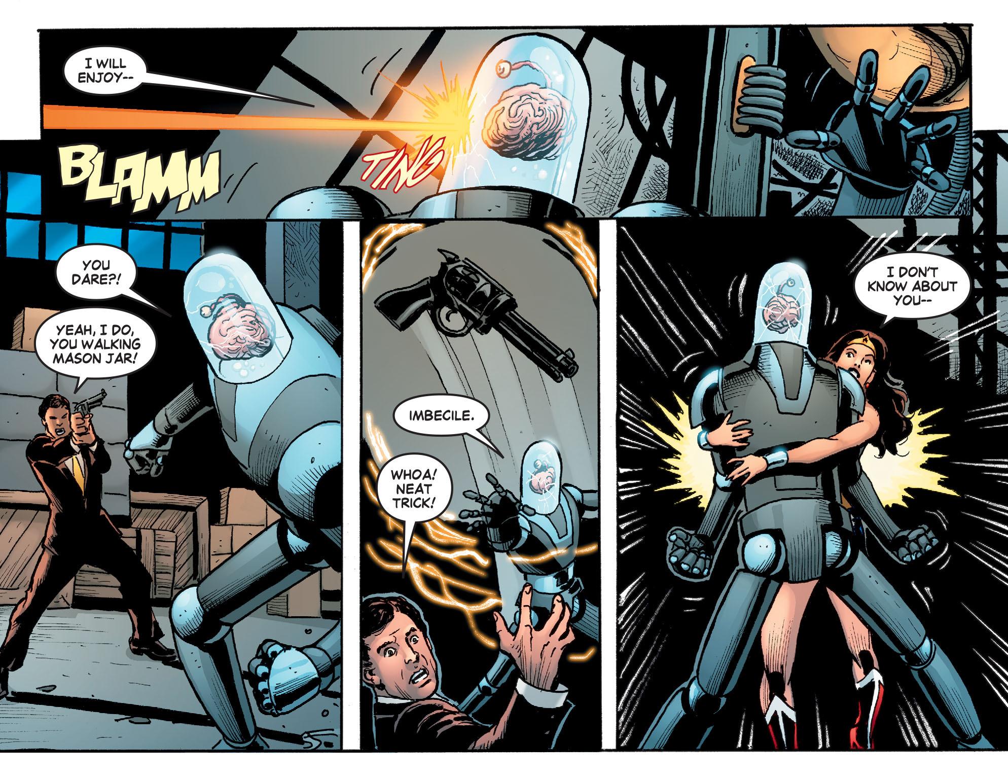 Read online Wonder Woman '77 [I] comic -  Issue #21 - 19