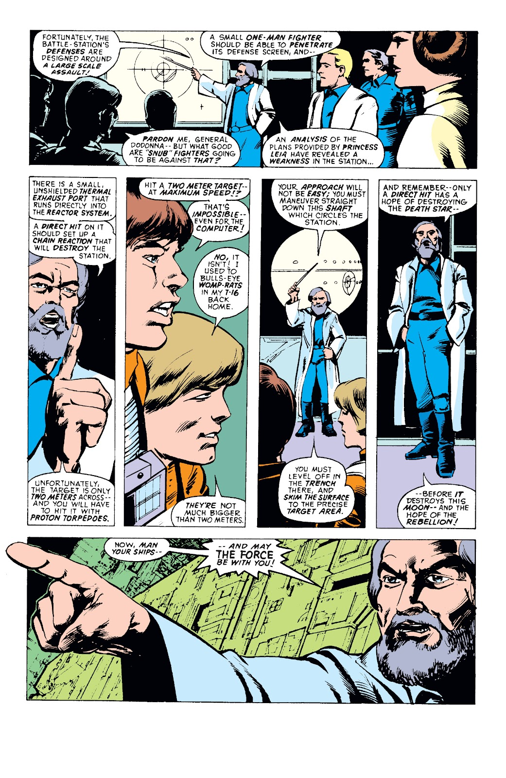 Read online Star Wars Legends: The Original Marvel Years - Epic Collection comic -  Issue # TPB 1 (Part 1) - 93