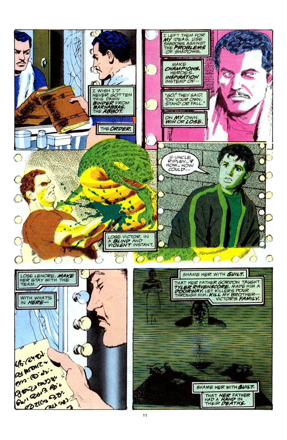 Read online Powerline comic -  Issue #5 - 13