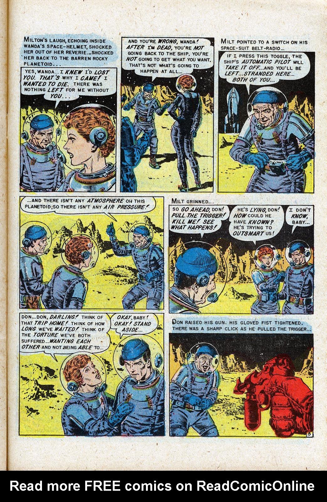 Read online Shock SuspenStories comic -  Issue #11 - 25
