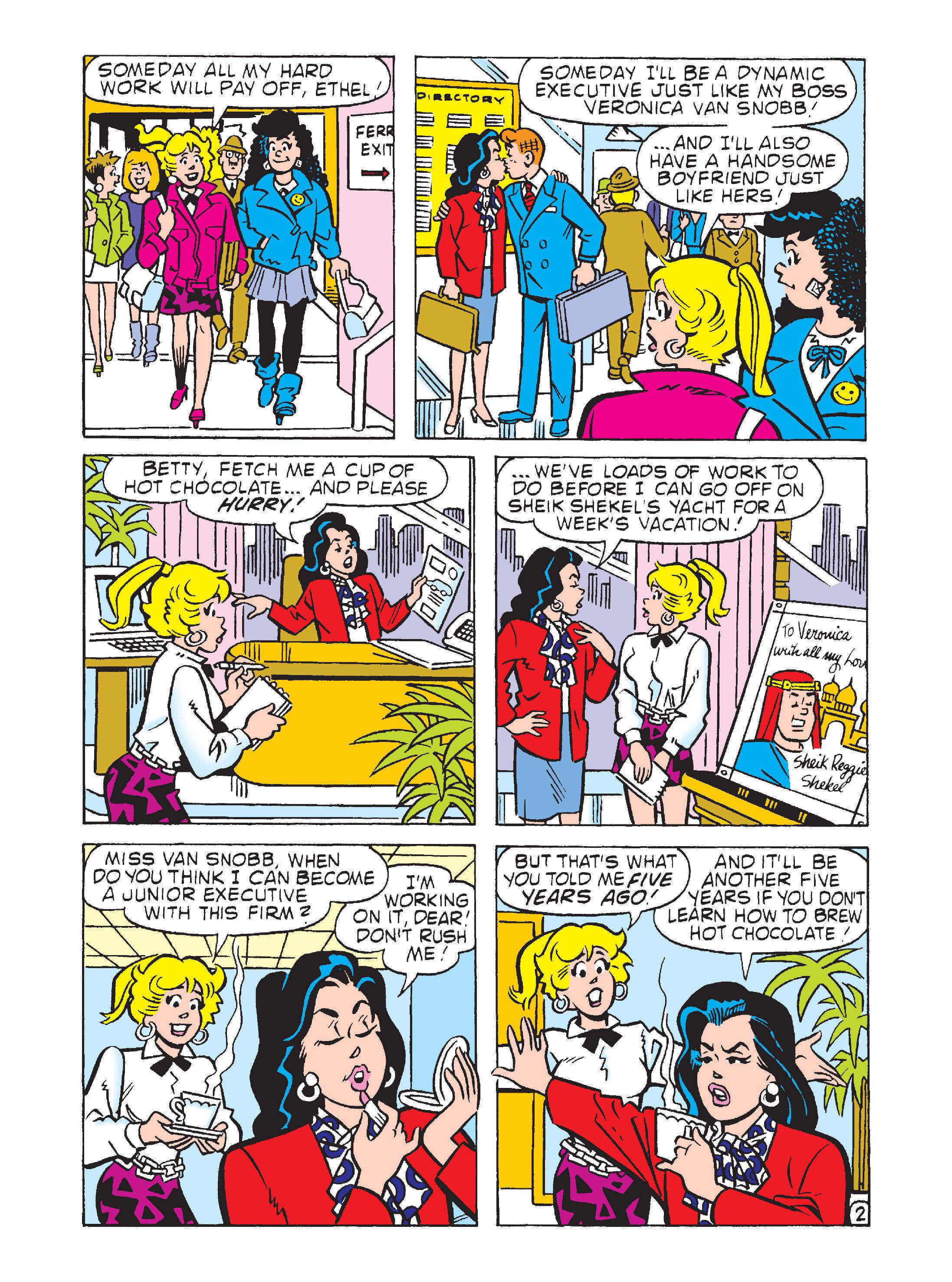 Read online Archie 1000 Page Comics Bonanza comic -  Issue #1 (Part 2) - 33