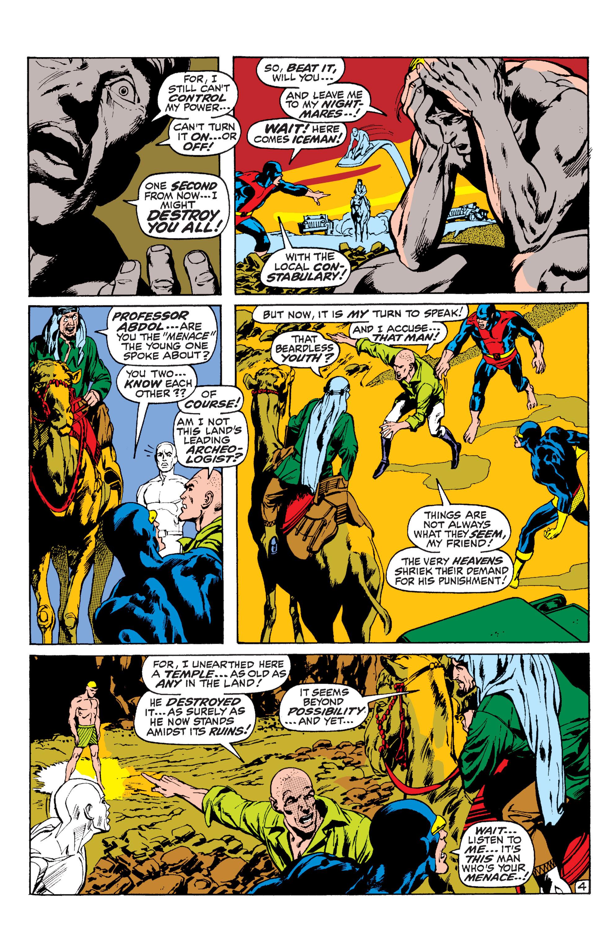 Uncanny X-Men (1963) 57 Page 4