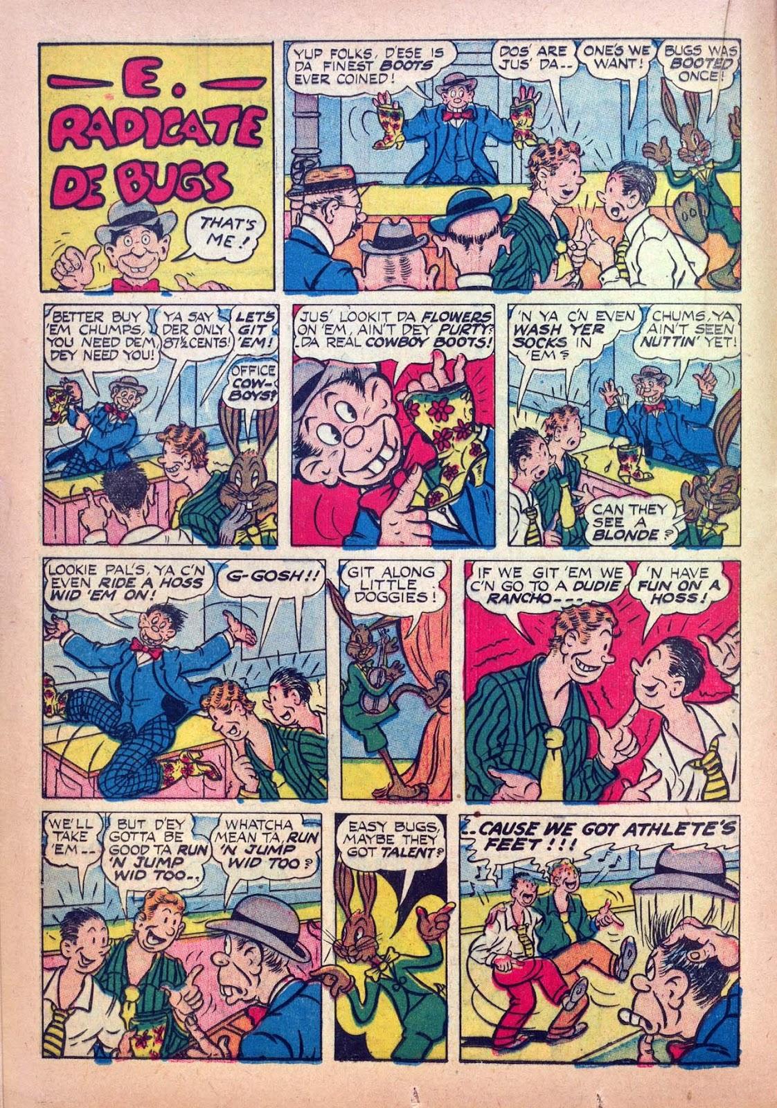 Read online Joker Comics comic -  Issue #7 - 30