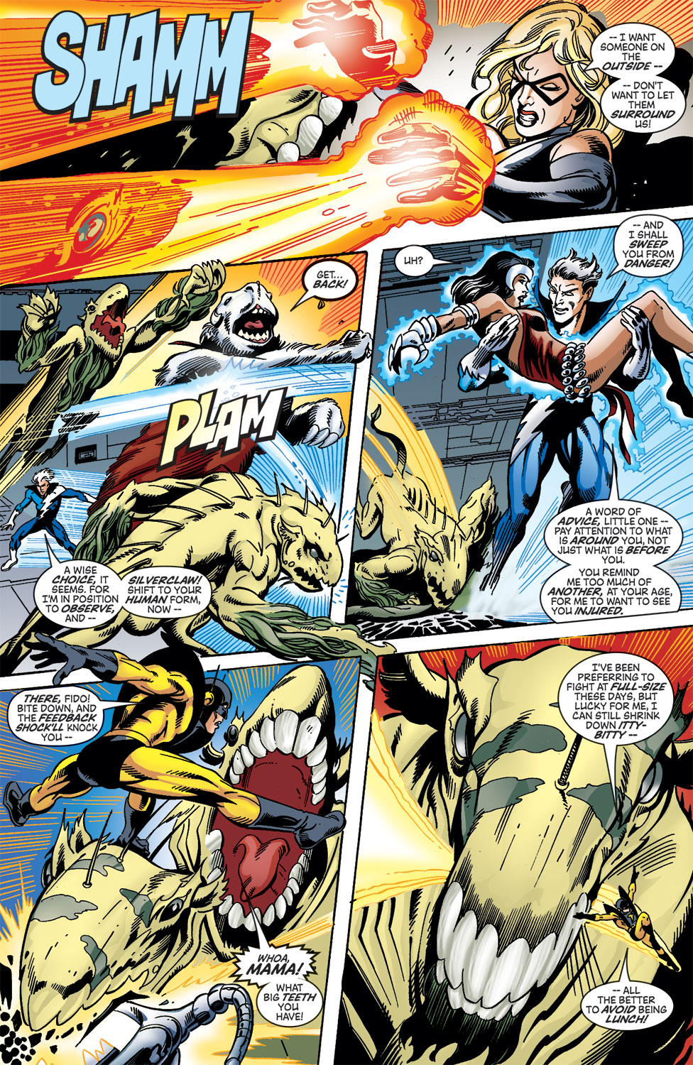 Read online Avengers (1998) comic -  Issue #46 - 19