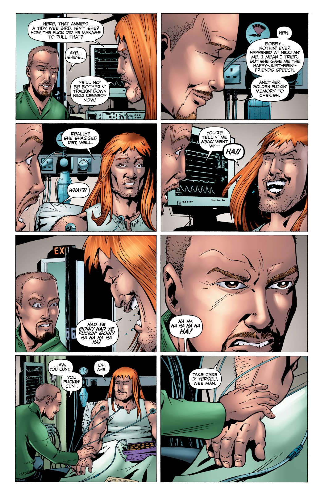 Read online The Boys Omnibus comic -  Issue # TPB 4 (Part 4) - 38