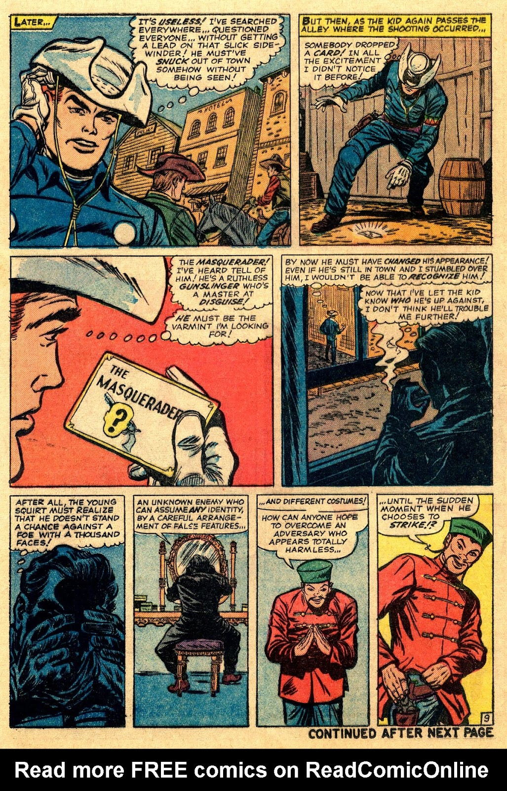 The Rawhide Kid (1955) issue 49 - Page 12