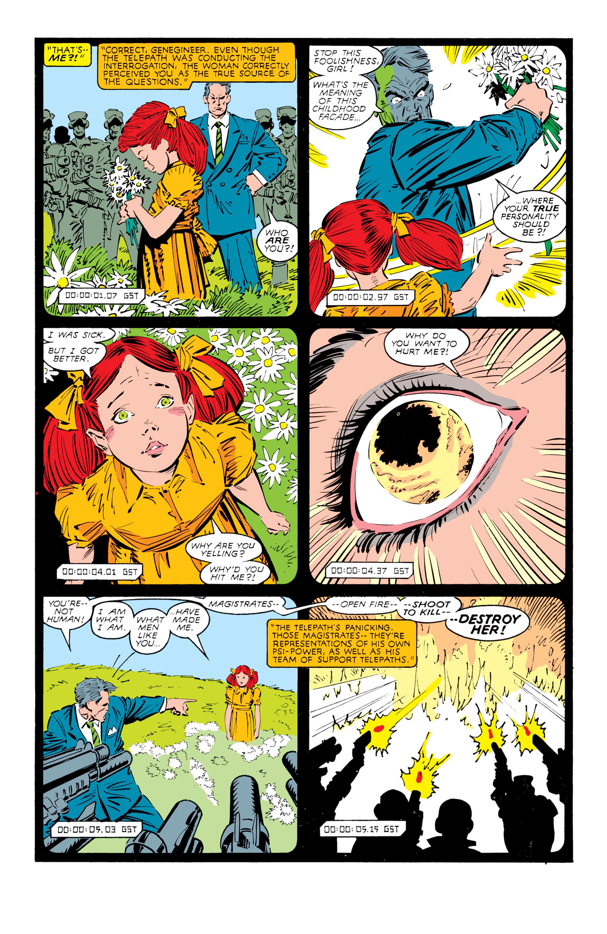 Read online Uncanny X-Men (1963) comic -  Issue #238 - 3