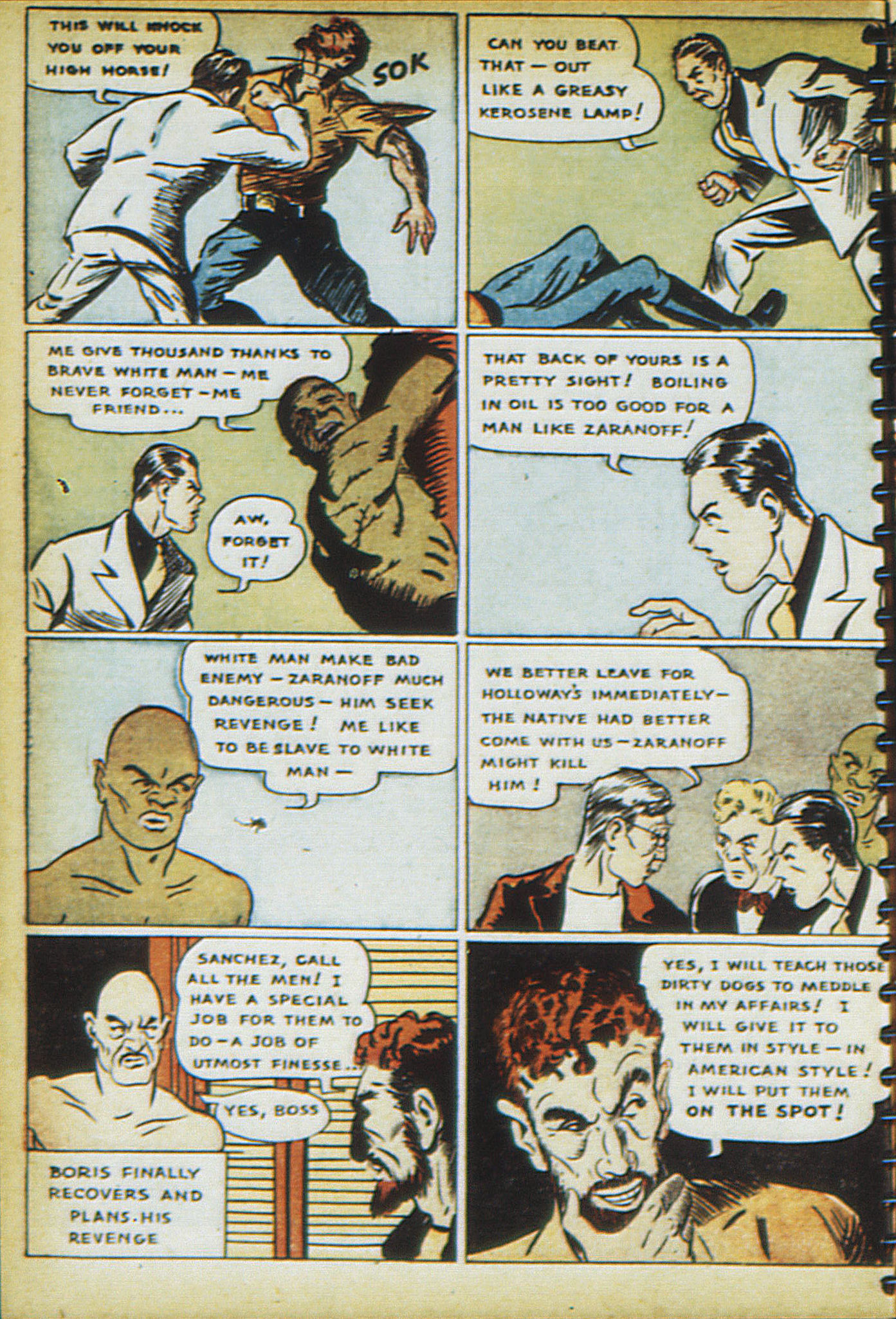 Read online Adventure Comics (1938) comic -  Issue #16 - 63