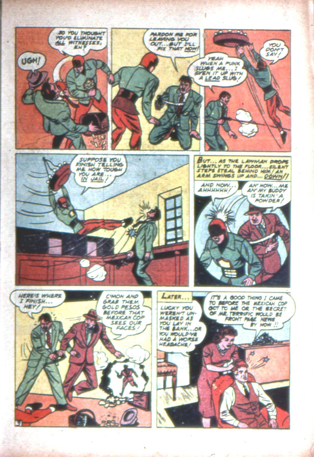 Read online Sensation (Mystery) Comics comic -  Issue #15 - 41
