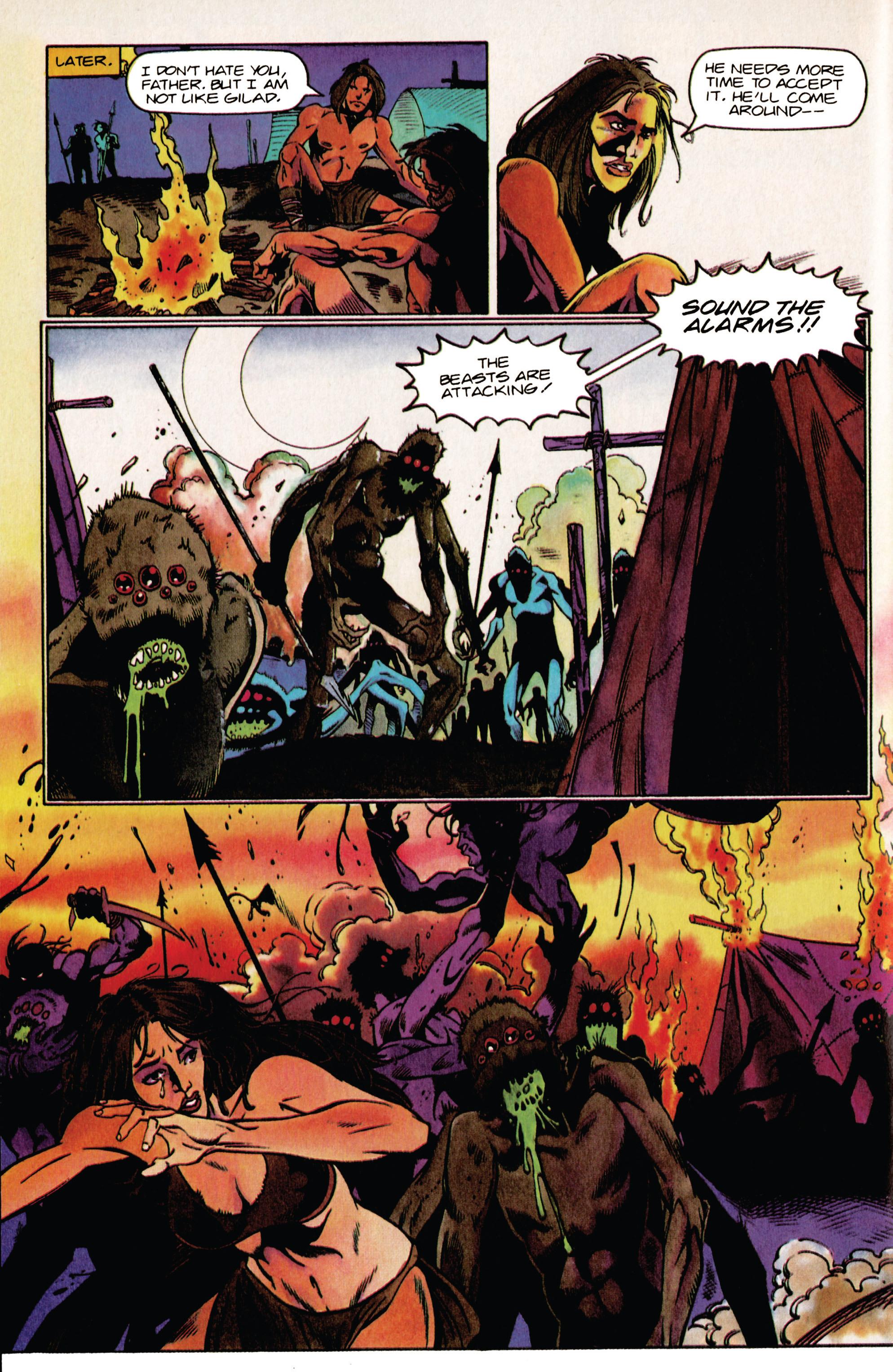 Read online Eternal Warrior (1992) comic -  Issue #37 - 20
