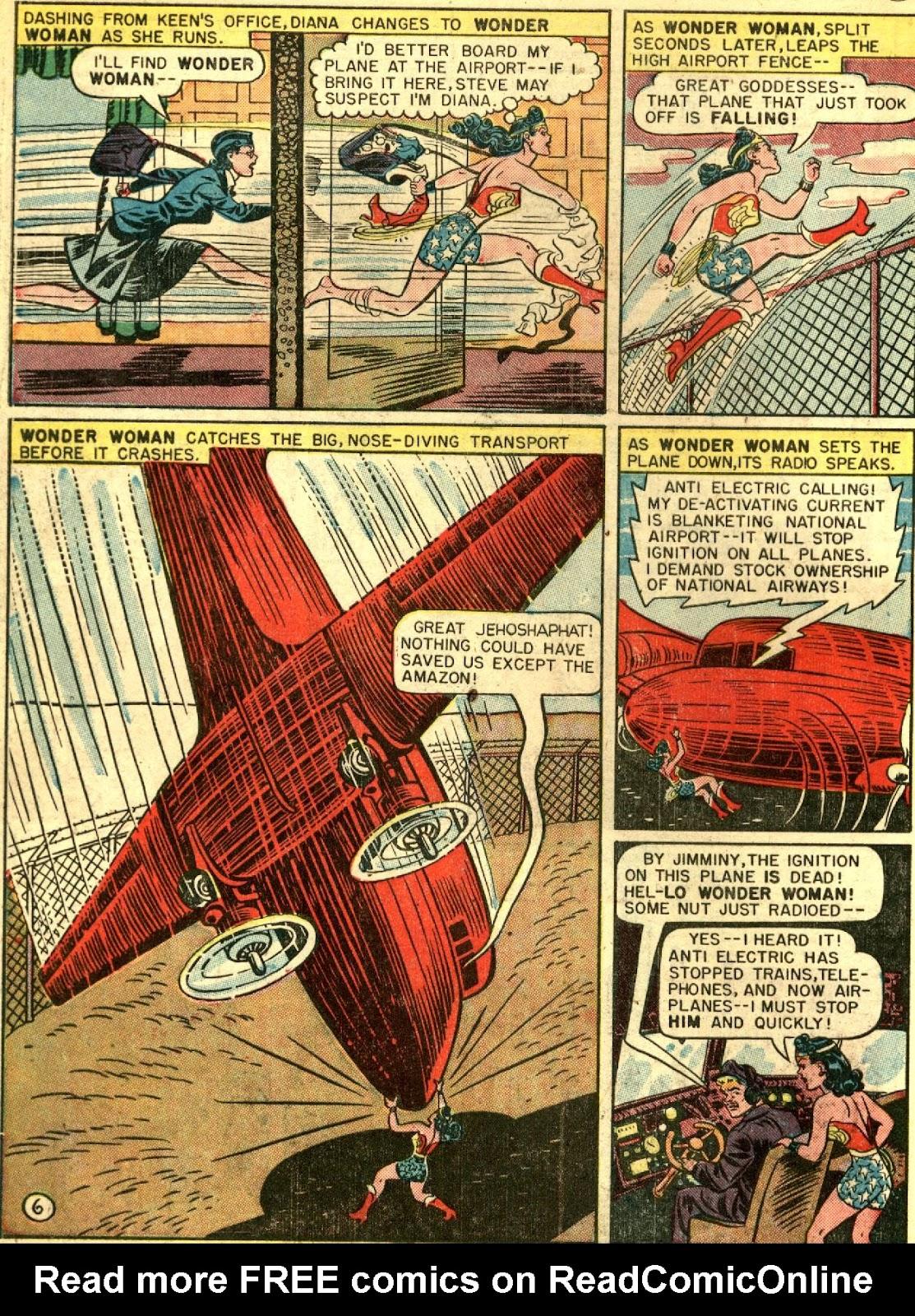 Comic Cavalcade issue 27 - Page 8