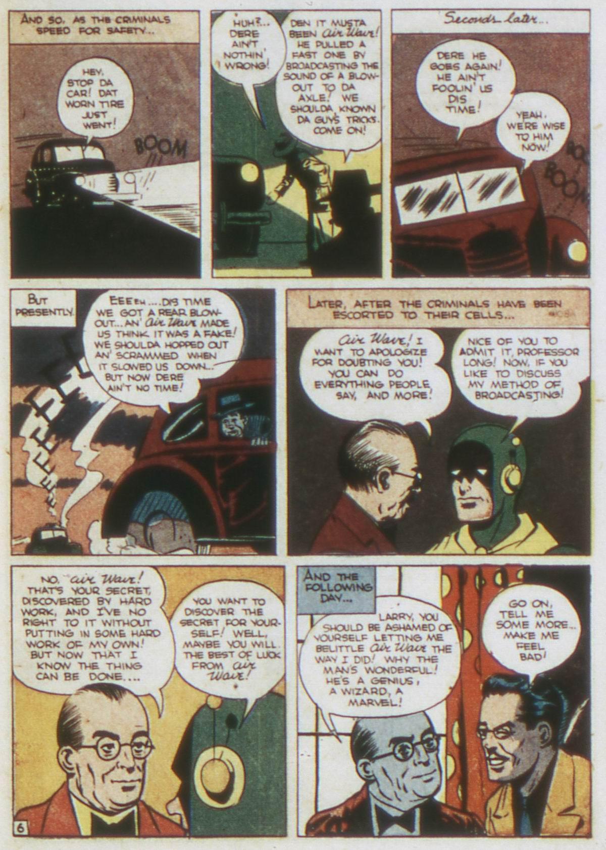 Read online Detective Comics (1937) comic -  Issue #87 - 23